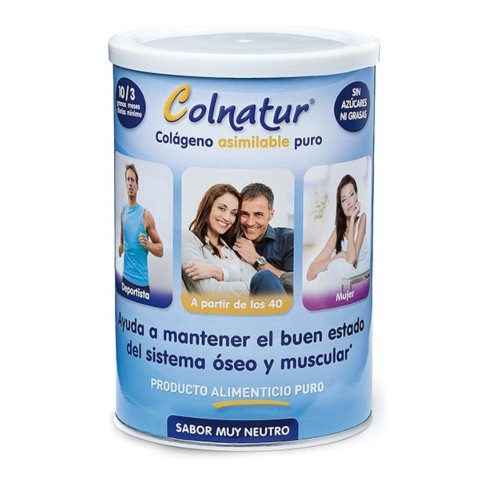 COLNATUR COLAGENO NATURAL 300GR