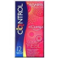CONTROL CLIMAX TOUCH&FEEL 12U