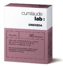 CUMLAUDE GINESEDA 30 CAPSULAS