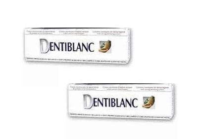 DENTIBLANC DENTIFRICO CON PAPAYA 100MLX2