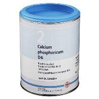 DHU SALES SCHUBLER 2 CALCIUM PHOSPHORICUM 80 COMP