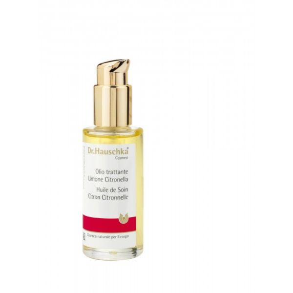 DR. HAUSCHKA ACEITE CORPORAL LIMON 75ML