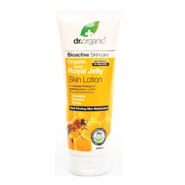 DR ORGANIC ROYAL JELLY CREMA CUERPO 200ML