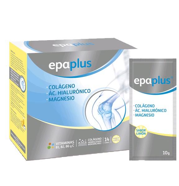 EPA PLUS COLAGENO, ACIDO HIALURONICO Y MAGNESIO 14 SOBRES