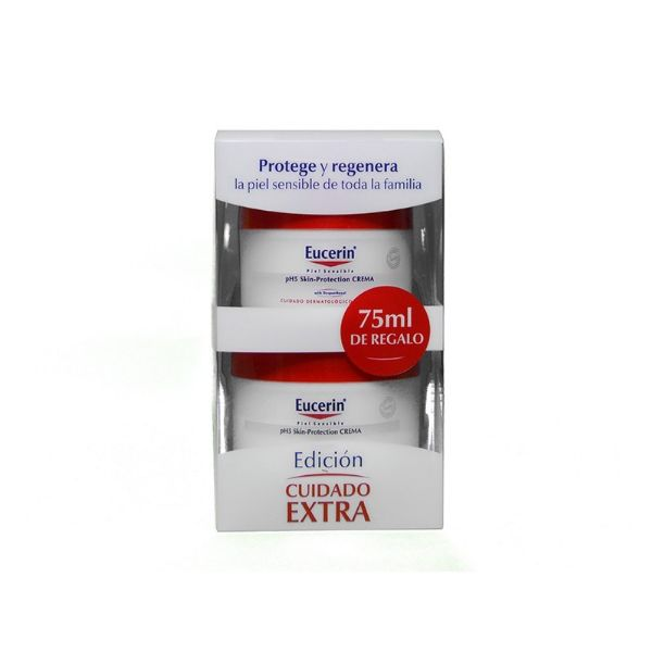 Eucerin crema facial intensiva skin protection 100ml