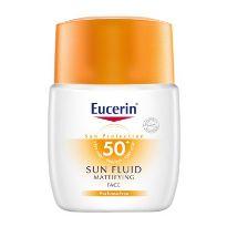 EUCERIN SOLAR SUN FLUID SPF50 50ML