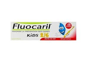 FLUOCARIL KIDS DENTIFRICO GEL FRESA 50ML
