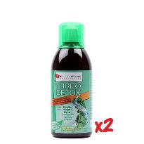 FORTE PHARMA TURBO DETOX 500ML x2 UNIDADES