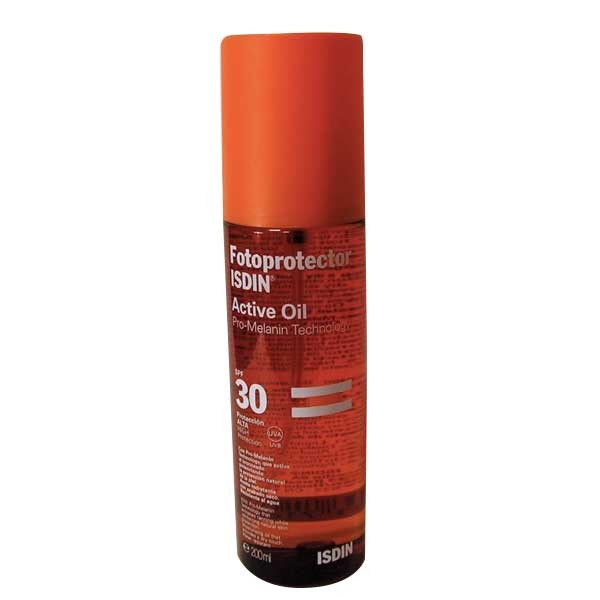 FOTOPROTECTOR IP30 ACTIVE OIL 200ML