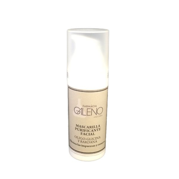 GALENO MASCARILLA PURIFICANTE FACIAL 50ML