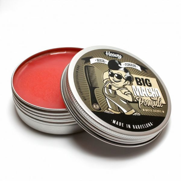 HAIR POMADE BIG MACHO HEAVY 100ML
