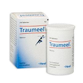 HEEL TRAUMEEL S 250 TABLETAS