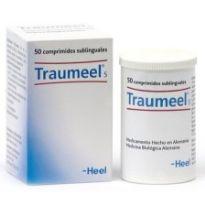 Heel Traumeel S 50 comprimidos tratamiento homeopatico traumatismos y procesos inflamatorios