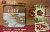 HELIOCARE BRONZE 30 CAPS. X2