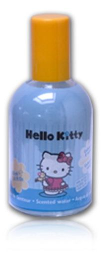 HELLO KITTY COLONIA CASHMERE & VAINILLA 100ML