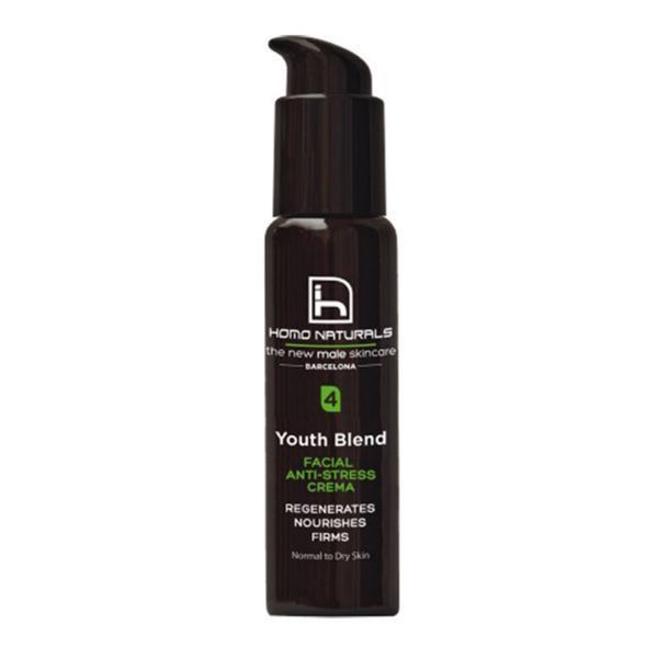 HOMONATURALS CREMA ANTI ESTRES YOUTH BLEND 50ML