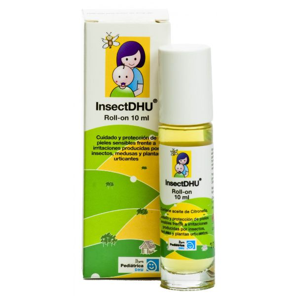 INSECT DHU ROLL-ON 10ML