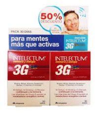 INTELECTUM 3G MEMORIA Y ENERGIA 30 CAPS X 2
