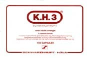 KH3 150 CAPSULAS