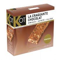 KOT BARRITAS CEREALES CROCANTI CHOCOLATE 6UD