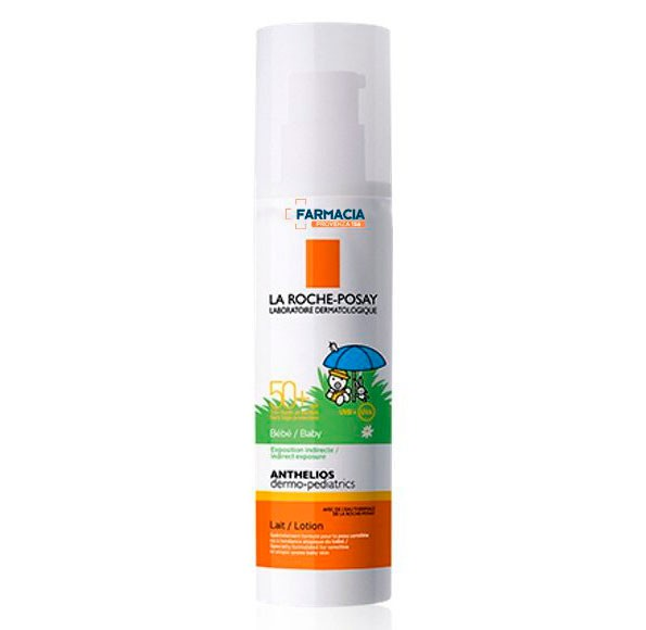 LA ROCHE POSAY ANTHELIOS PEDIATRICS SPF50 LECHE 50ML