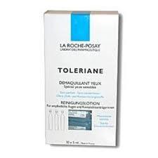 LA ROCHE POSAY TOLERIANE DESMAQUILLANTE OJOS 30 X 5 ML