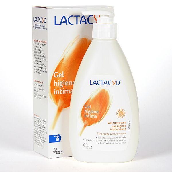 LACTACYD INTIMO 400ML