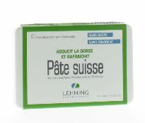 LEHNING PATE SUISSE 50GR