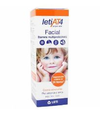 LETI AT4 CREMA FACIAL 100ML