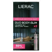 LIERAC BODY-SLIM DESTOCK NOCHE DUO