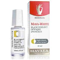 MAVALA MAVA WHITE 10ML