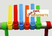 MOSKINETS PULSERA MOSQUITOS CLICK CLACK