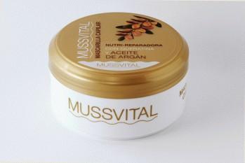 MUSSVITAL MASCARILLA NUTRI REPARADORA 200ML