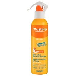 MUSTELA BB SOLAR SPRAY ALTA PROTECCION SPF50 300ML