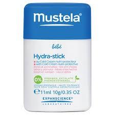 MUSTELA HYDRA-STICK COLD CREAM 10GR