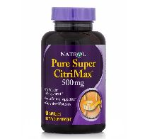 NATROL PURE SUPER CITRIMAX 500MG 90 CAPSULAS
