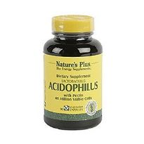 NATURES PLUS ACIDOPHILUS 90 CAPSULAS