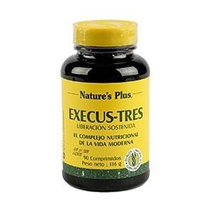 NATURES PLUS EXECU-STRES 60 COMP