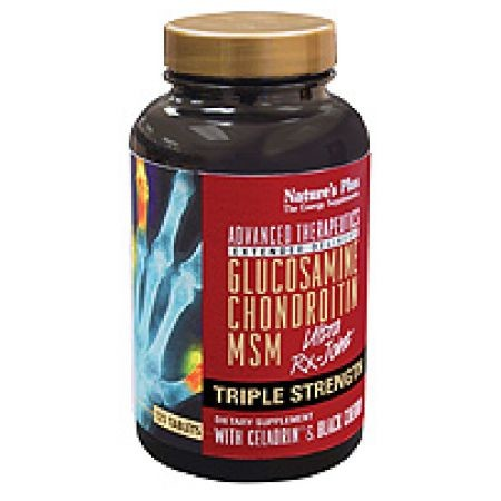 NATURES PLUS GLUCOSAMINE CHONDROITIN MSM ULTRA RX-JOINT 90 COMP