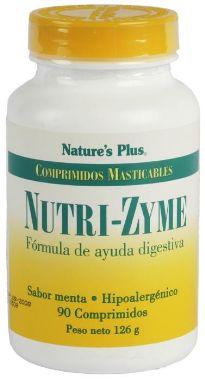 NATURES PLUS NUTRI-ZYME 90 COMPRIMIDOS MASTICABLES