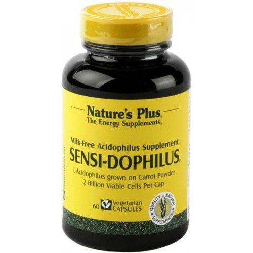 NATURES PLUS SENSI DOPHILUS 60 CAPSULAS