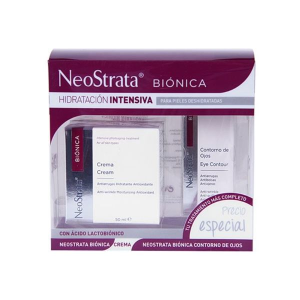 NEOSTRATA BIONICA CREMA ANTIEDAD 50ML+OJOS 15ML