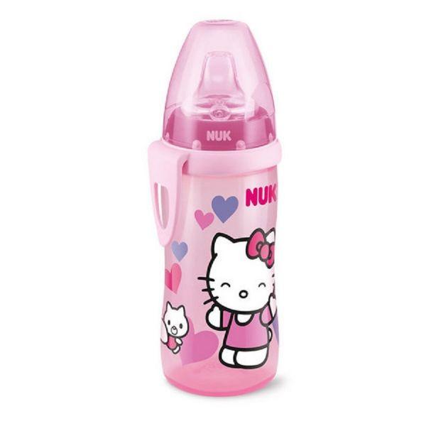 NUK ACTIVE CUP HELLO KITTY +12M 300ML