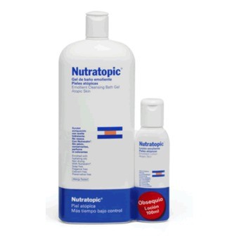 NUTRATOPIC PRO-AMP PACK GEL 750ML Y LOCION 100ML