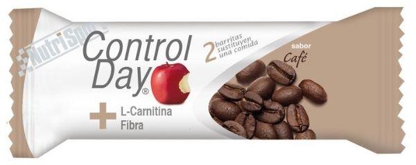 NUTRISPORT CONTROLDAY BARRITA CAFE