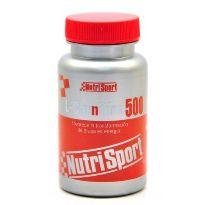 NUTRISPORT L-CARNITINA 500MG 40 COPMPRIMIDOS