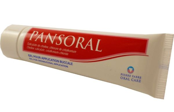 PANSORAL GEL BUCAL TUB 15G