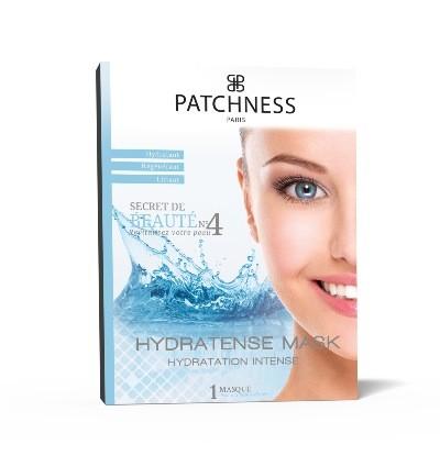 PATCHNESS HYDRATENSE MASK SECRET BEAUTE N.4 1UD
