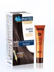 PHYTO COLOR 4MC CASTANO MARRON CHOCOLATE