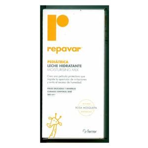 REPAVAR PEDIATRICO LECHE HIDRATANTE 200ML